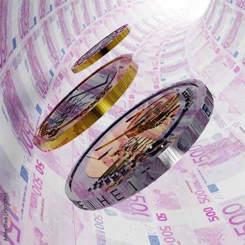 500 Euro Tunnel
