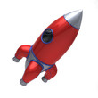 rocket vehicle fly