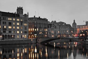 Afternoon Stockholm