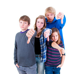 Teenager mit null bock