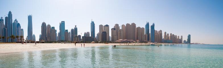 jumeirah beach panorama