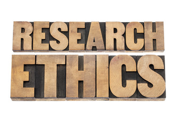 research ethics in wood type