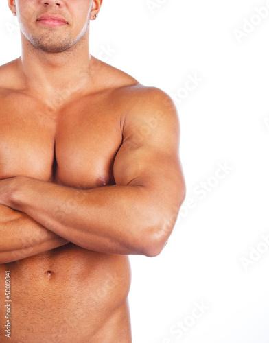 Fototapeta tło - mężczyzna - Mężczyzna