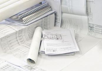 Технические чертежи и документы