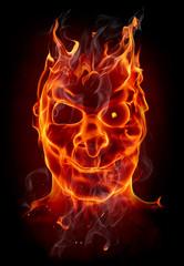 Fire devil
