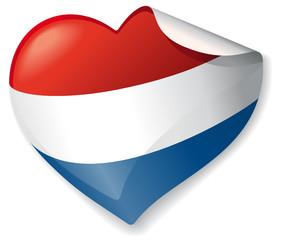 Heart-Sticker Nederland