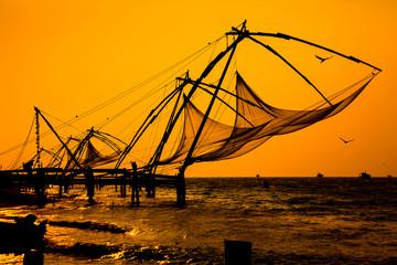 Chinese fishnets