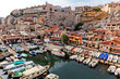 yacht harbour in old city of Marseilles, France