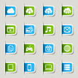 Label - Cloud computing Icons