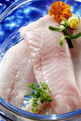mero fish fillets