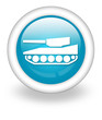 "Light Blue Icon ""Tank / Armored Vehicle"""