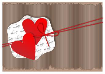 Ticket valentine