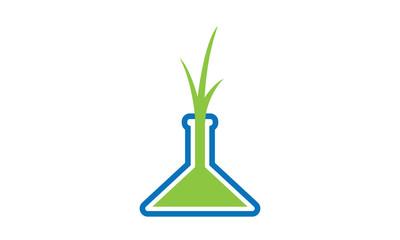 Concept labo vert