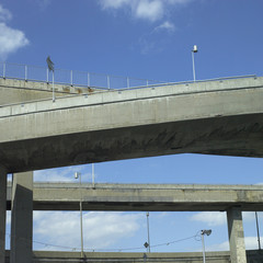 Concrete Highway Viaducts