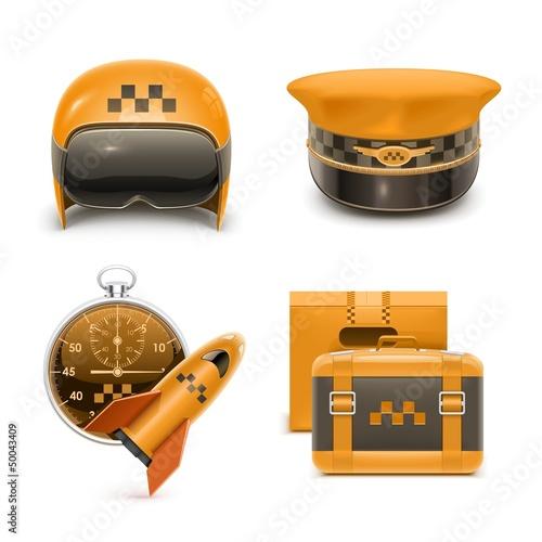 taxi vector xxl icons