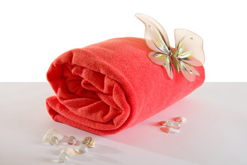 Big spa towel
