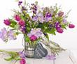 Guten Morgen: Blumengeschenk zum Start eines schönen Tages