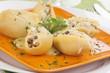 Mushroom Pasta Shells