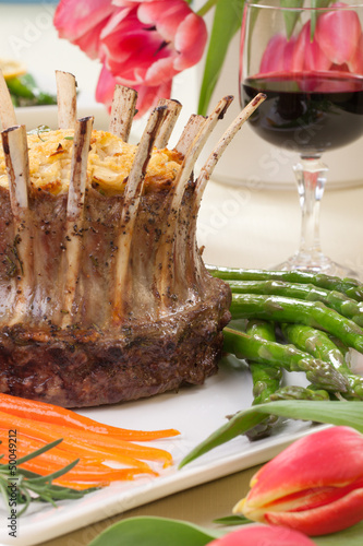 Crown Roast of Lamb