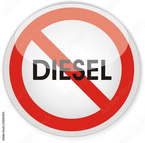 panneau diesel