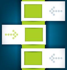 Vector design elements for business