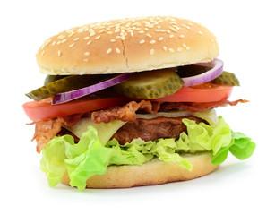Gurke, Burger
