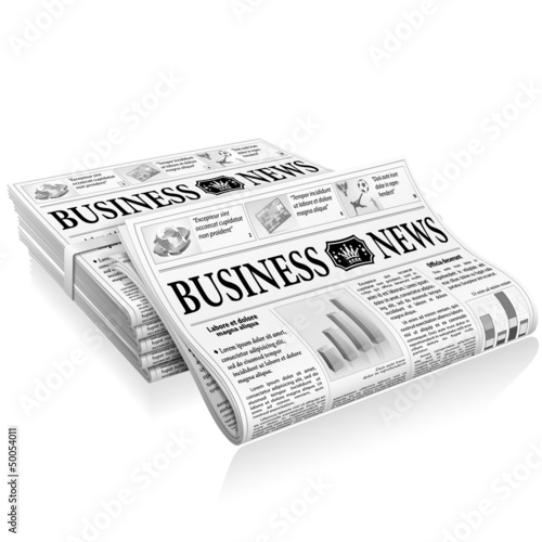 Concept - Business News