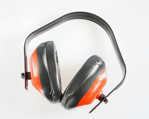 Ear Muffs Against Industrial Noise