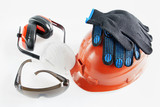 Tools Of Individual Protection For Worker