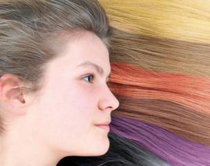 Haare färben?