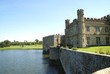 leeds castle, south east, england