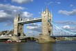 tower bridge, london, england. uk