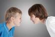 Children quarreling