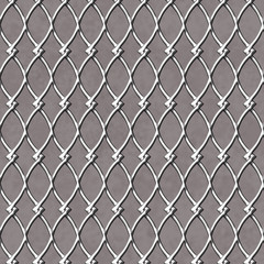 Chain Linked Fence Background
