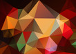 Different colors geometric background with gradients lines eps 1
