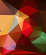 Geometric background vector eps 10 differnt colors eps 10