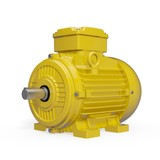 Electric Motor - B3 - IM1001 - Yellow