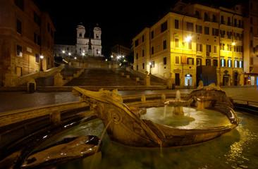 Barcaccia Roma