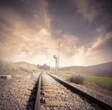 Fototapety Railroad