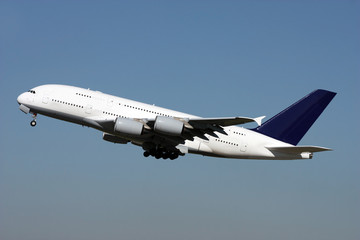 New super jumbo - Airbus A380
