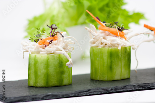 asian finger food