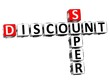 3D Super Discount Crossword