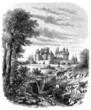 Castle Pompadour - Built 15th century