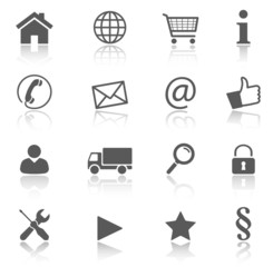 Basic Icons Iconset