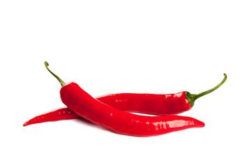 Rote Peperoni Freisteller II