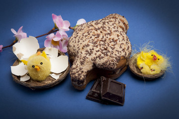 Dove Chocolate Easter sweet