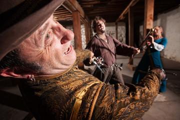 Renaissance Swashbucklers Dueling