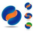 orange sphere icon