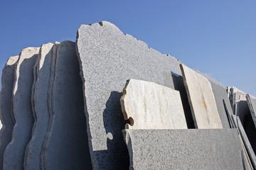 Cut stones - Marbles