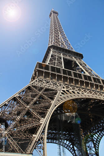 Fototapeten,eiffel tower,eiffel tower,paris,tourism